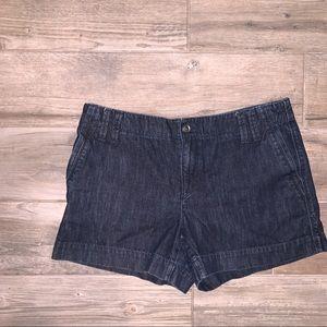 ANN TAYLOR LOFT Blue Jean Shorts